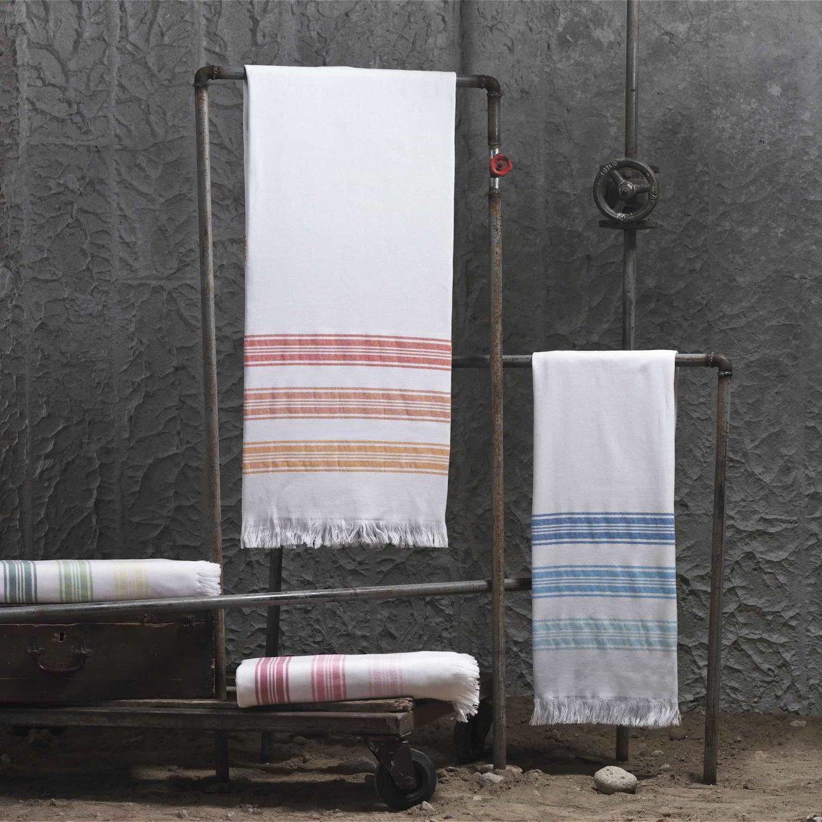 Alania Turkish Beach Towel Series