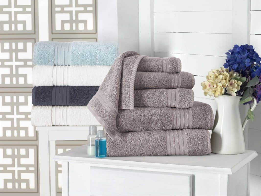 Bath Towels 101 Advice For Buying The Best Bath Towels Enchante Home