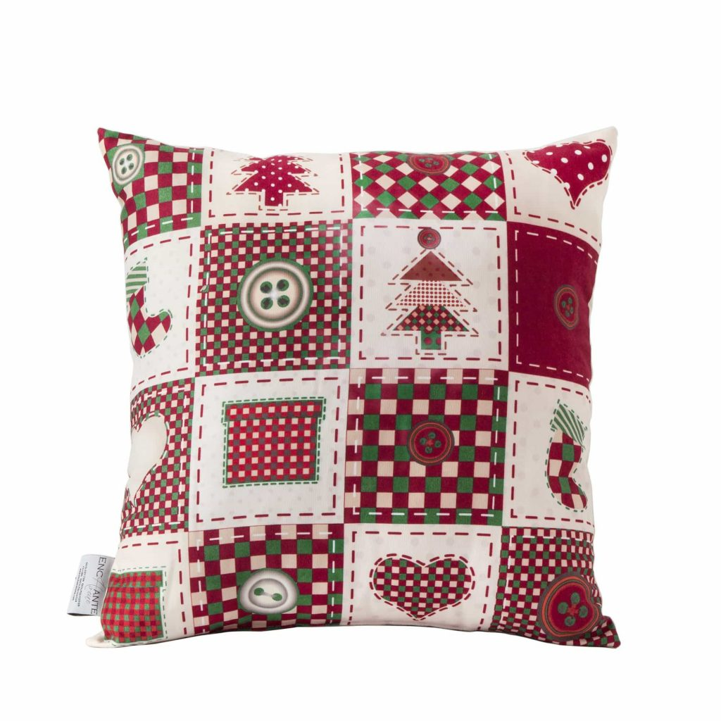 Patch Turkish Pillow