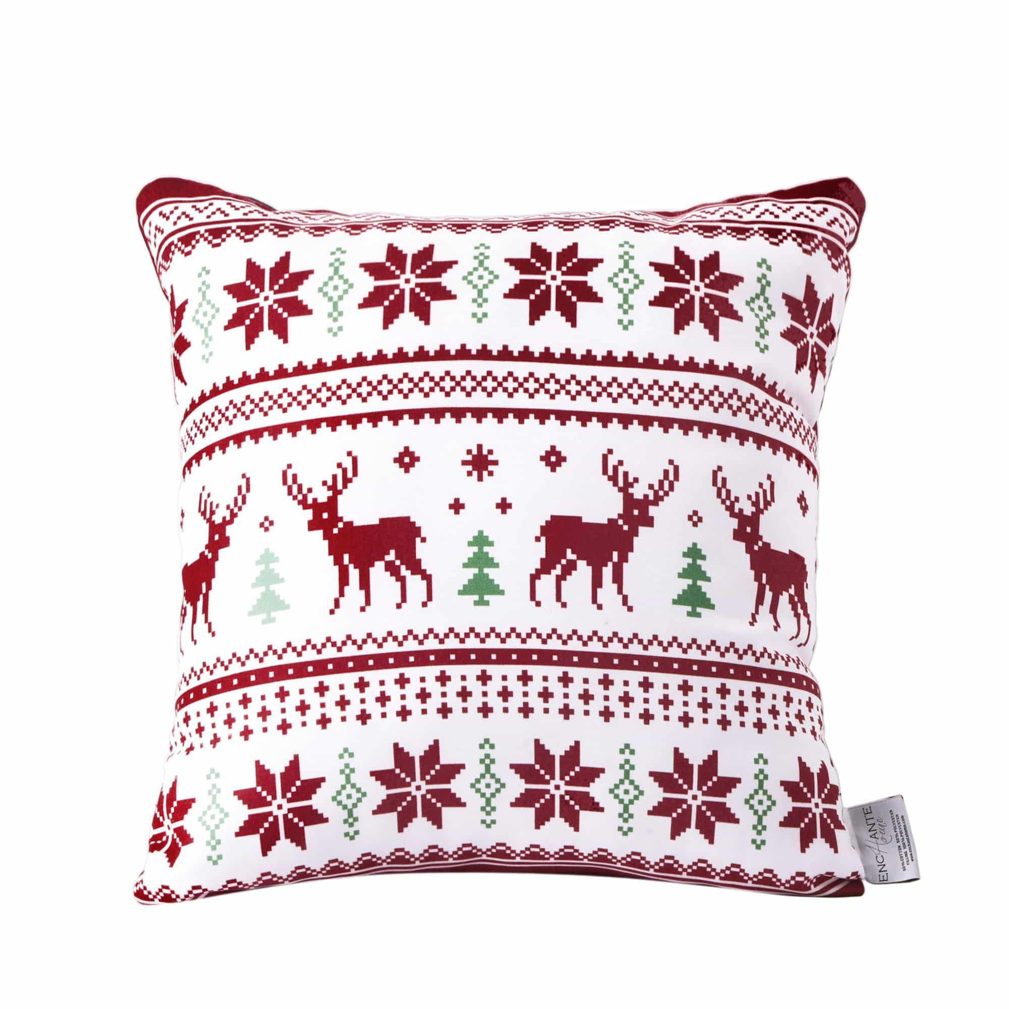and pillows pillow walmart homes gardens longhorn better throw suede deer faux com ip