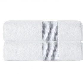 2 pcs Bath Towels