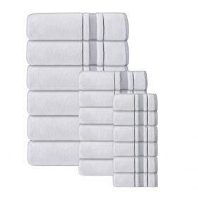 16 pcs Set ( 4 Bath, 6 Hand, 6 Wash )