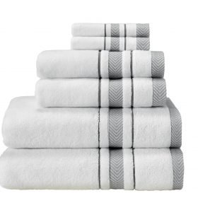 6 pcs Set ( 2 Bath, 2 Hand, 2 Wash )