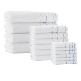 16 pcs Set ( 4 Bath, 6 Hand, 6 Wash )