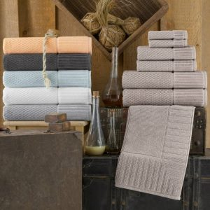 Timaru Turkish Towels by Enchante Home