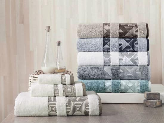 Becky Beach Towels and Turkish Bath Towels by Enchante Home