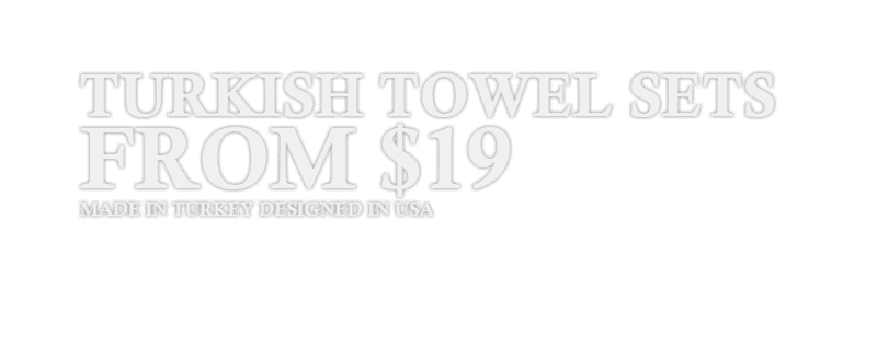 Towel sets start from $19
