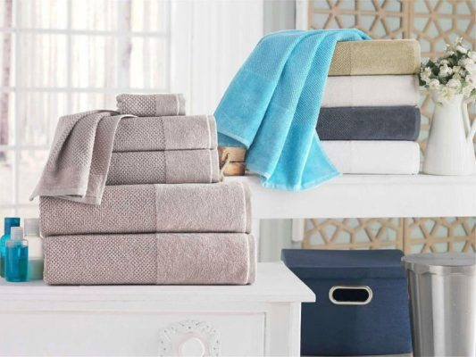 Incanto Turkish towels by Enchante Home