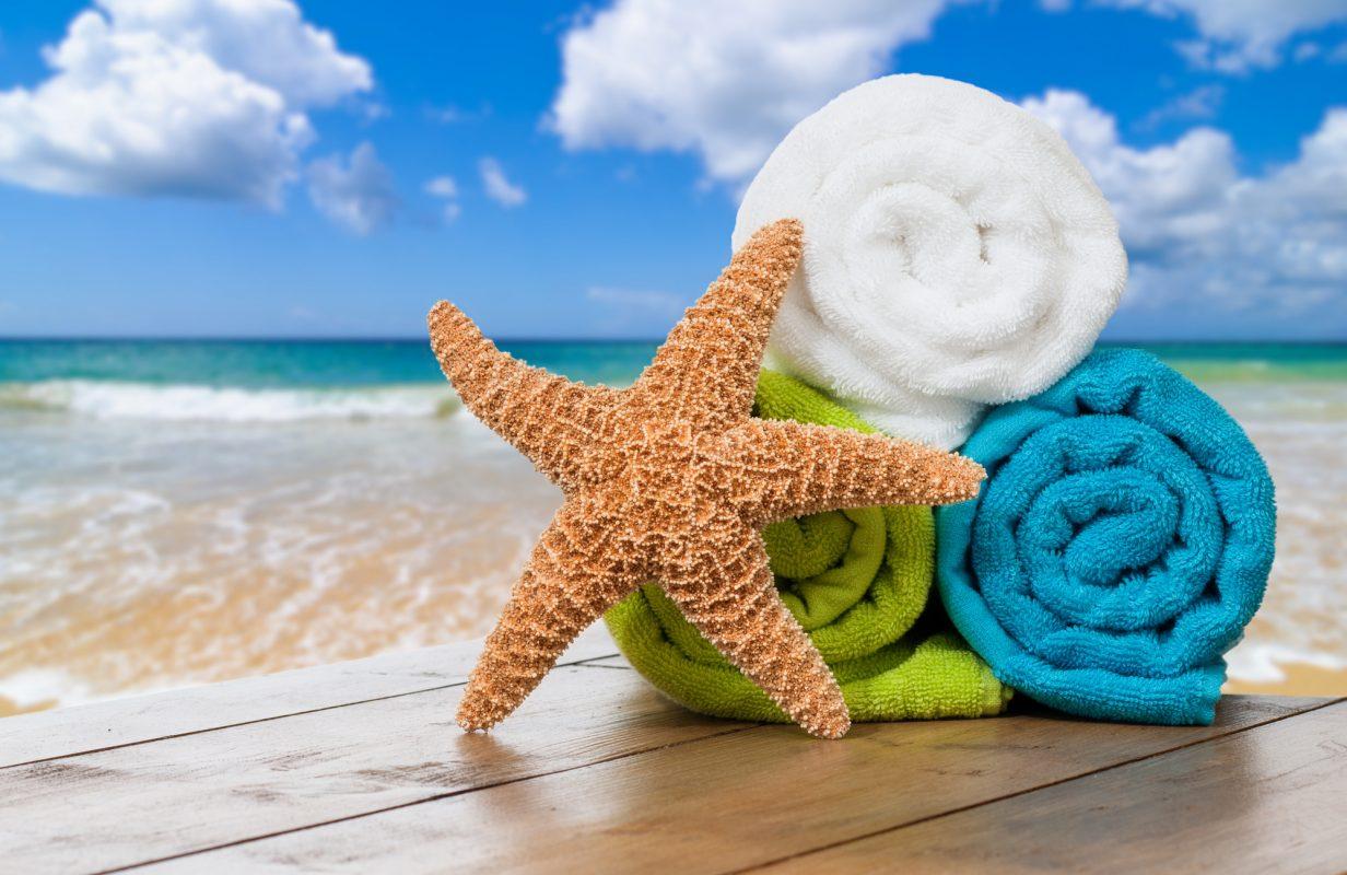 quality beach towels