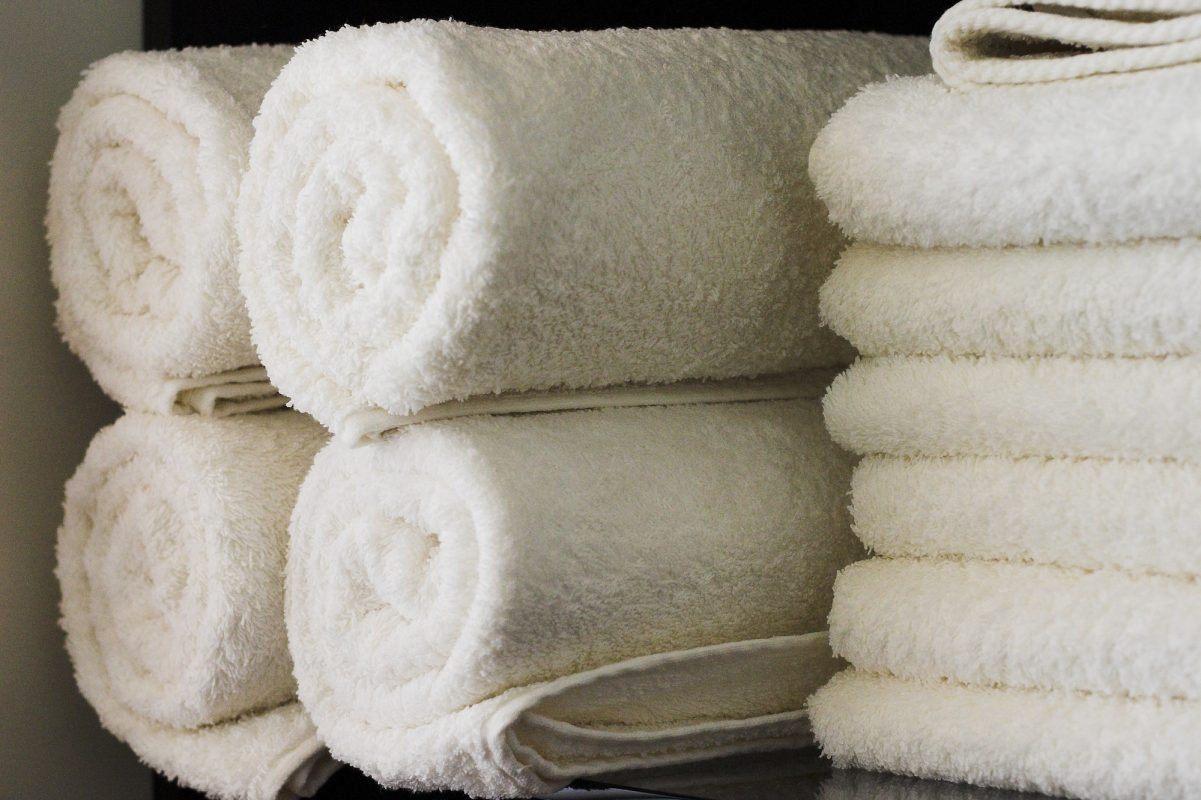Enchante Home Bath towels in bulk