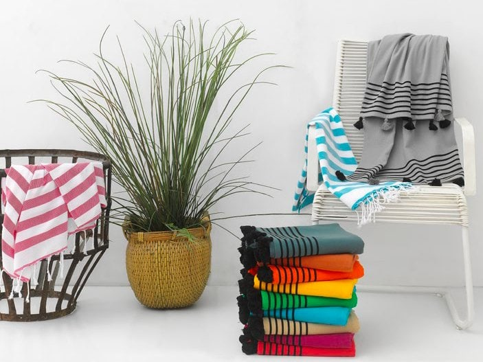 Capri beach Turkish Towels Wholesale by Enchante Home