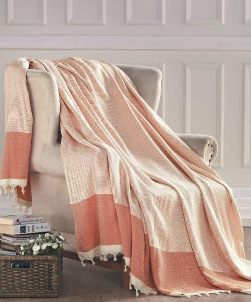 Throws and blankets by Enchante Home - luxury bath linens and bed linens