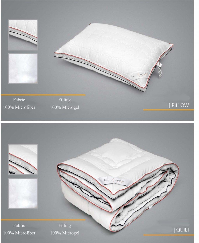 Enchante Home Down Alternative Climate Pillow