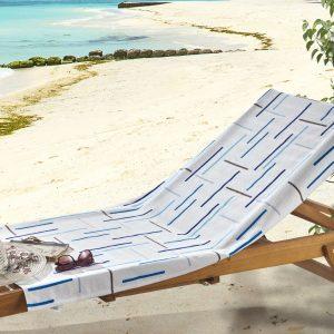 Maze Turkish Cotton Beach Towels