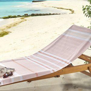 Samos Turkish Cotton Peshtemal Beach Towels