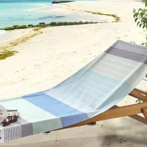 Tampa Turkish Cotton Peshtemal Beach Towels